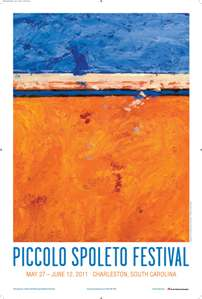 Piccolo Spoleto 2011  Unsigned: $8