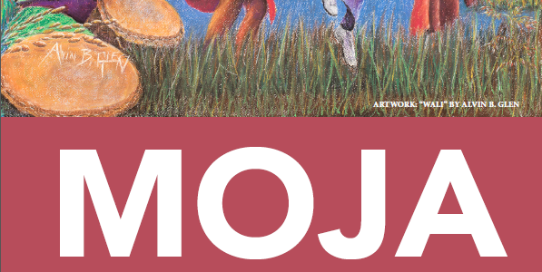 MOJA 2014  Unsigned $8   Signed: $13