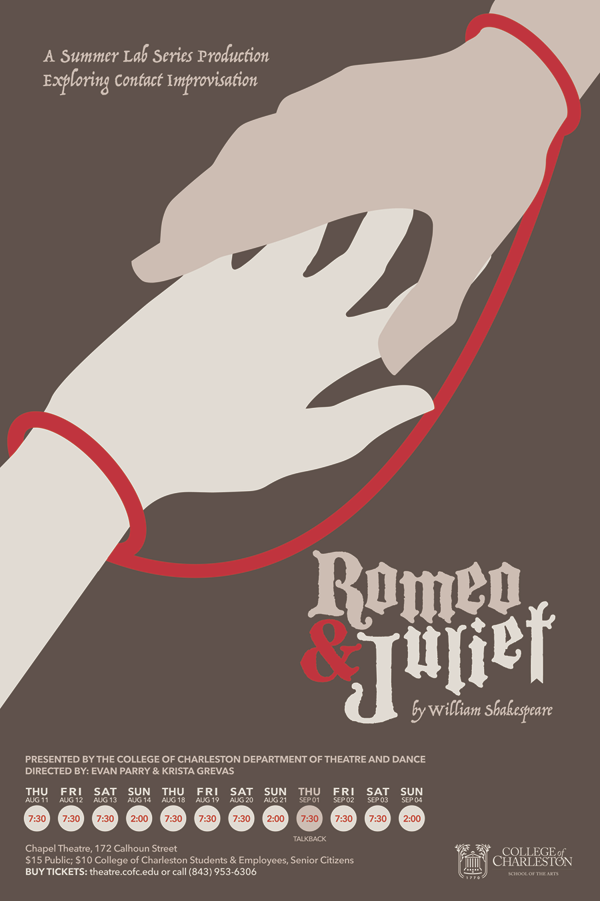 Upcoming Events Romeo And Juliet