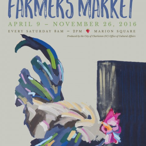 Charleston Farmers Market 2016 <br> $18