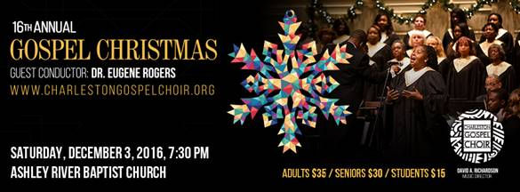 16th Annual Gospel Christmas
