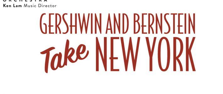 GERSHWIN AND BERNSTEIN TAKE NEW YORK AND TONIGHT, TONIGHT GALA