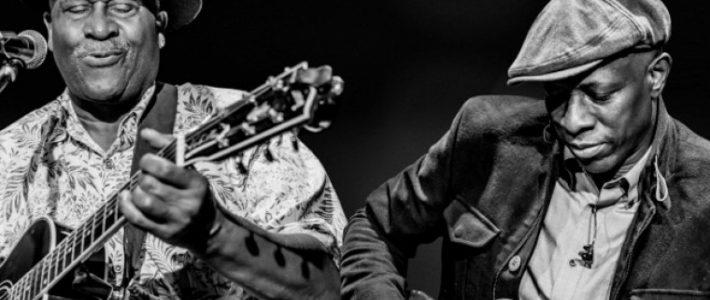 TAJMO: The Taj Mahal & Keb'Mo' Band