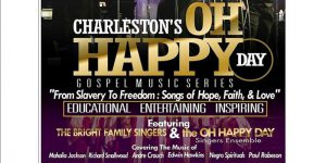 All events for Charleston's Oh Happy Day Gospel Music Series