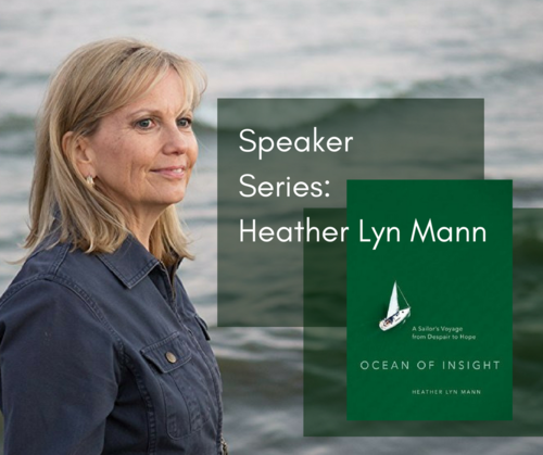 Speaker Series: Heather Lyn Mann