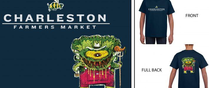Charleston Farmers Market Youth T-Shirt M  $28 + Shipping